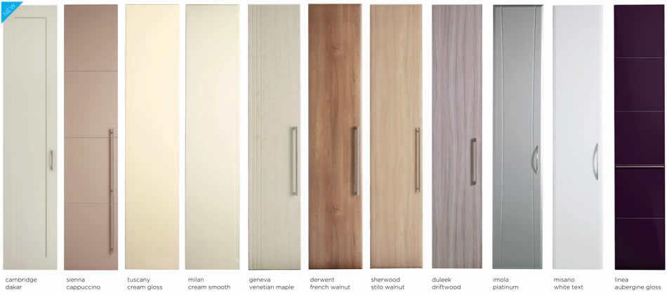 wardrobe door samples 3