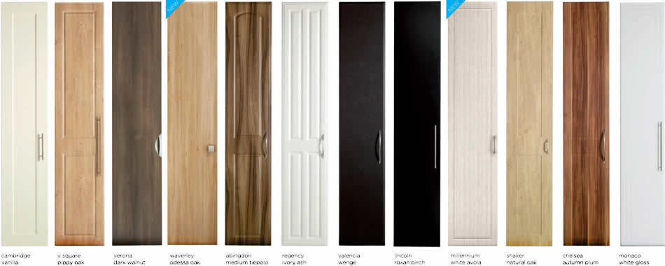 Replacement Wardrobe Doors For Fitted Wardrobes Custom Made