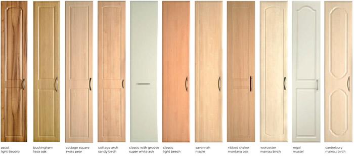 wardrobe door samples 1