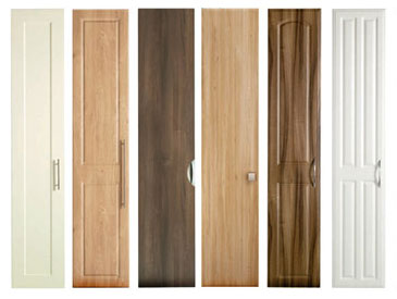 replacement wardrobe doors for fitted wardrobes custom made. Black Bedroom Furniture Sets. Home Design Ideas