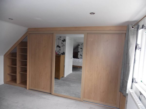 Loft Conversion Fitting Fitted Wardrobes Amp Storage Peter