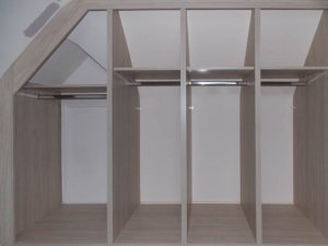 Bespoke Fitted Wardrobe Interior